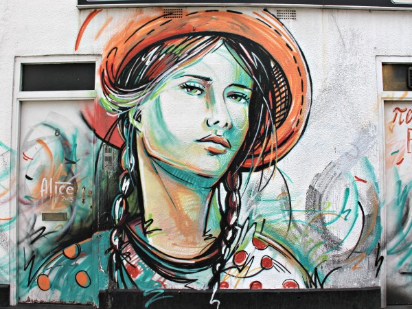 Camden street art tour (par Global Street Art)