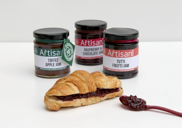 Artisan Tea And Pastree Rooms