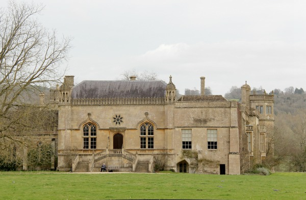 Lacock abbey national trust wiltshire
