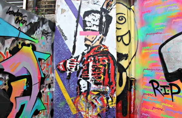 street art London shoreditch