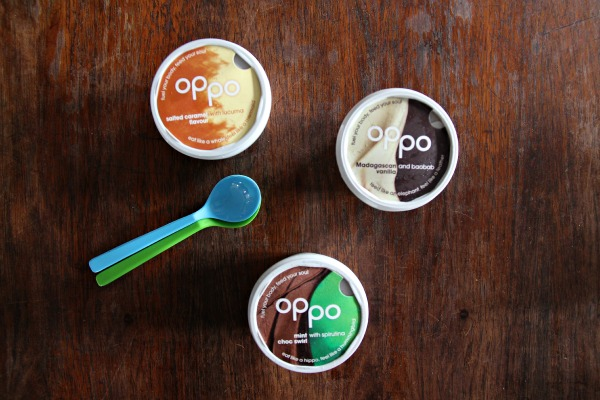 ice cream party oppo lushice