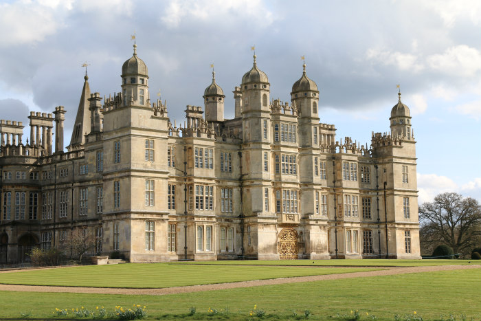 Burghley House Lincolnshire Tea Time In Wonderland