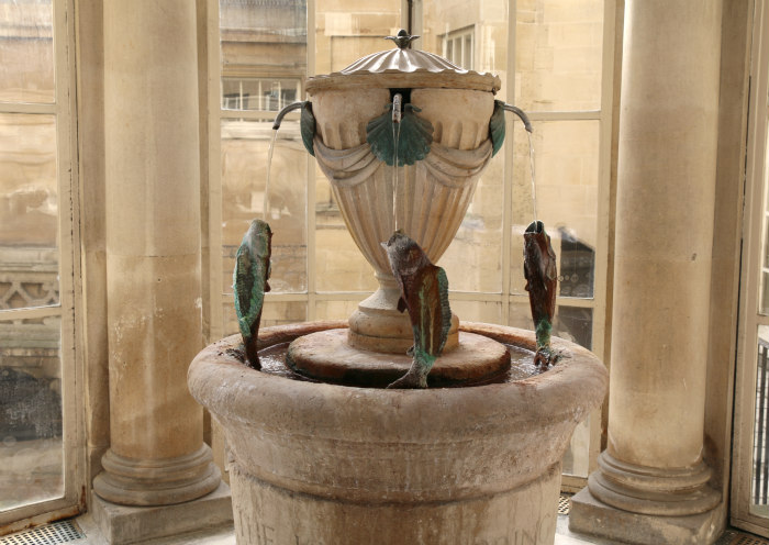 Bath Roman Baths The Pump Room