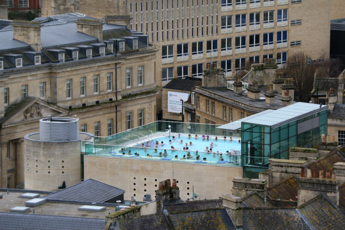 Spa Hotels Bath Special Offers