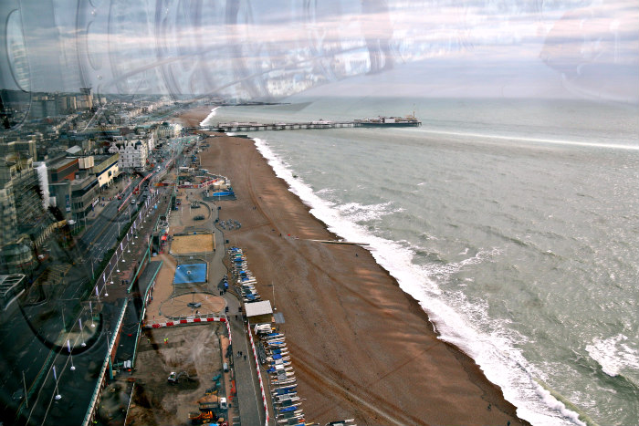 brighton british airways i360
