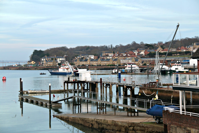 Isle of Wight Cowes harbour 2