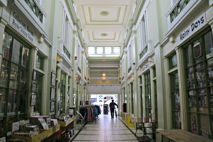 Isle of Wight Ryde Royal Victoria Arcade 3