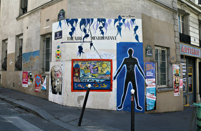 belleville paris street art 2