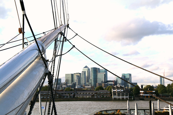 cutty sark greenwich londres